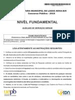 1 Lagoa Nova Fundamental