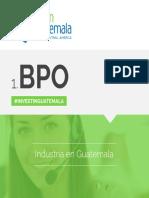 BPO Invertir en Guatemala