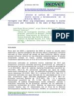 Patologia Camaron Agua Dulce