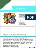 Vitamina b (Trabajo Grupal)