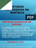 metodos biofisicos