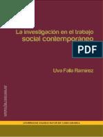 La investigación en el Trabajo Social contemporaneo