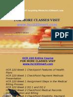HCR 220 MART Inspiring Minds/hcr220mart.com