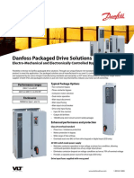 Danfoss HVAC Packaged Solutions Spec Sheet (176R0593)