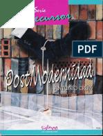 Antonio Cruz - Postmodernidad