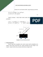 Cart and Pendulum Simulation