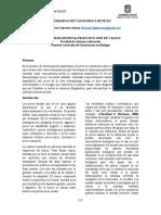 Determinación Taxonómica de Peces