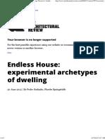 AR Endless House