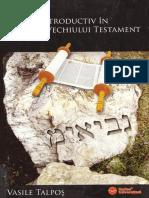 Vasile Talpos Studiu Introductiv in Profetia Vechiului Testament