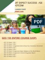 GEO 155 MART Expect Success Geo155martdotcom