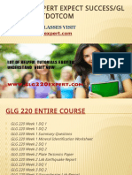 GLG 220 EXPERT Expect Success Glg220expertdotcom