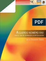 Acuerdo SEP 592_Articulación de La Educación Básica