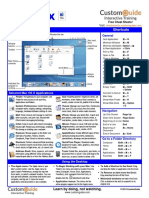 Cheat Sheet Apple mac