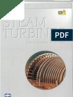 Bhel Steam Turbines Brochure