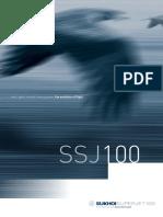 SSJ100 Product Brochure