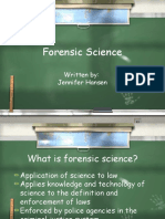 Ch 1a Forensic Powerpoint