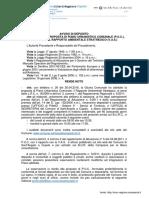 Avviso Burc Docx Avvisi Di Deposito Di p.r.g. e o Atti Urbanistici