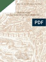 Il Trastevere in Età Romana