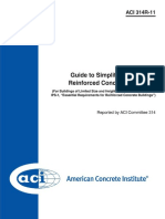 [Standar] ACI 314R-11 Guide to Simplified Design for Reinforced Concrete Buildings