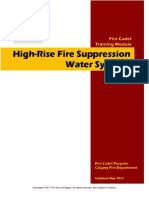 High-rise Standpipe Systems