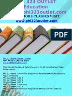 PHL 323 OUTLET Education Expert/phl323outlet.com