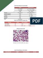 Anemia Hemolitik - Lab