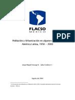 Cordero Veizaga PoblaUrban AL FLACSO 35 2004