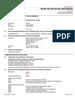 Hidroxido de Sodio SigmaAldrich