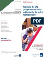 UAE HealthPerfect Leaflet EN02