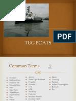 Tug Boats Design