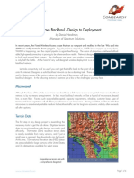 Microwave Backhaul Design to Deployment TP-102396