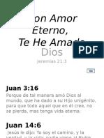 Jesucristo 16 Marzo 2016