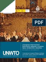 I Congreso Internacional Patrimonio Religioso y Turismo
