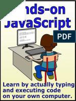 Hands-On JavaScript - Stephen Bucaro
