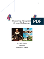 Discovering Ethnography