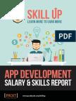 Salary and Skills Roundup