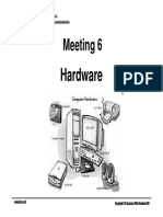 Meeting 6_Hardware [Compatibility Mode]