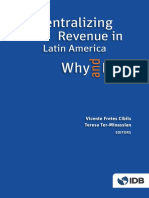 Decentralizing Revenue in Latin America