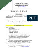 Tematica Licenta Drept 2016 Final