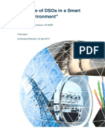 The Role of DSO in Smart Grids