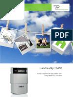Landis+Gyr E450