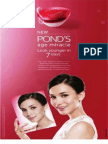 Ponds age miracle 7 DAYS