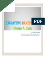 Photo Album Enchanting Rameswaram