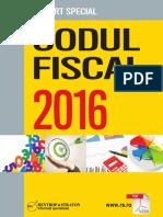 Noul Cod Fiscal - 64 Modificari160115150817