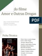 Amor e Outras Drogas - Caroline Pereira Pimentel