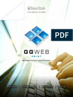 GGWEB PRINT - Brochure
