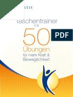 Novartis_voltaren_Taschentrainer_Übungen Für Mehr Kraft Und Beweglichkeit