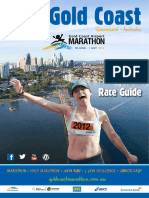 2012 Gold Coast Airport Marathon Race Guide