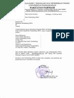 Surat Data Pembimbing PKPA