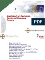 Modelado de Sistema Equivalente_ETAP 11